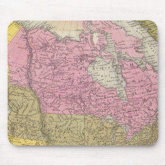 North America 35 Mouse Pad