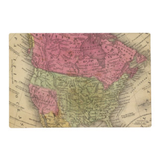 North America 36 Placemat