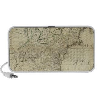 North America 3 Notebook Speaker