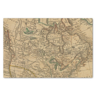 North America 3 Tissue Paper