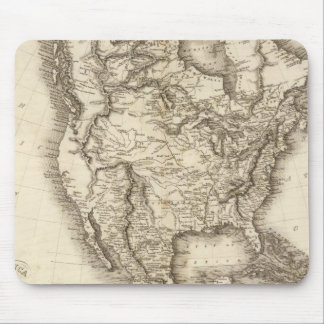 North America 47 Mousepads