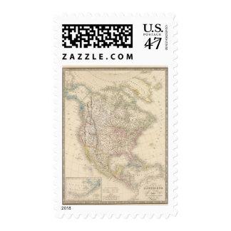 North America 48 Postage