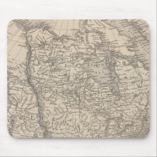 North America 4 Mouse Pad