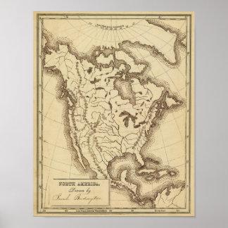 North America 4 Print