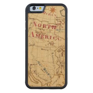 North America 8 Carved® Maple iPhone 6 Bumper