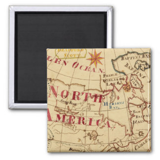 North America 8 Magnets