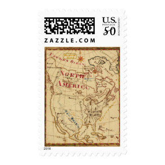 North America 8 Postage