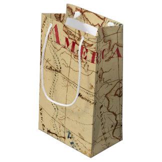 North America 8 Small Gift Bag