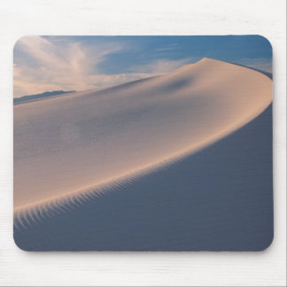 North America, America, New Mexico, White 2 Mouse Pad