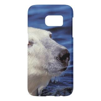 North America, Arctic Circle. Polar bear Samsung Galaxy S7 Case