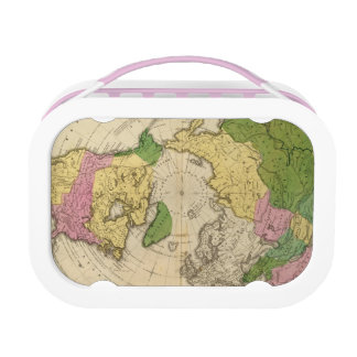 North America, Asia Yubo Lunchboxes