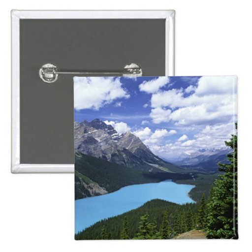 North America, Canada, Alberta, Jasper 6 Buttons