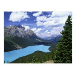 North America, Canada, Alberta, Jasper 6 Post Cards