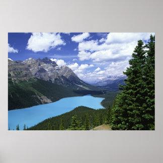 North America, Canada, Alberta, Jasper 6 Poster