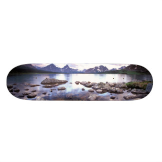 North America, Canada, Alberta, Jasper National Skateboard