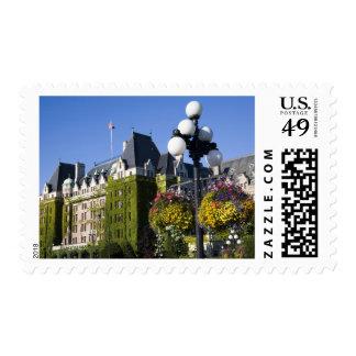 North America, Canada, British Columbia, 5 Stamps