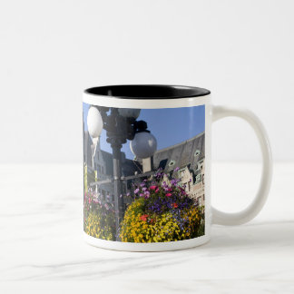 North America, Canada, British Columbia, 5 Two-Tone Coffee Mug