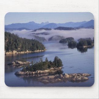 North America, Canada, British Columbia, Johnson Mouse Pad