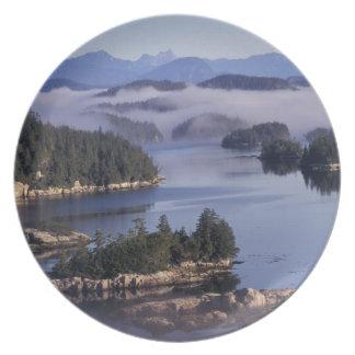 North America, Canada, British Columbia, Johnson Plates