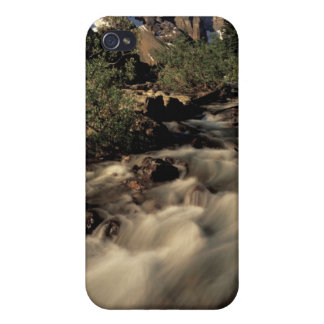North America, Canada, Canadian Rockies, Banff iPhone 4 Cover