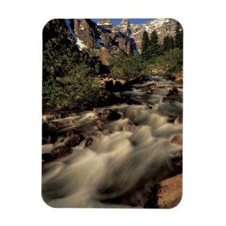 North America, Canada, Canadian Rockies, Banff Rectangular Photo Magnet