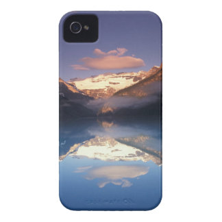North America, Canada, Lake Louise morning iPhone 4 Case