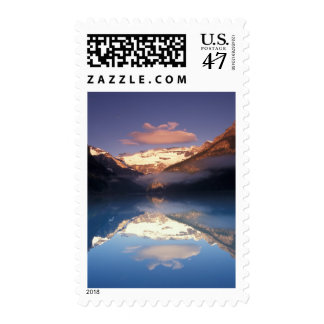 North America, Canada, Lake Louise morning Postage
