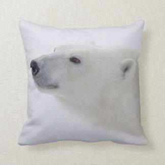 North America, Canada, Manitoba, Churchill. 6 Throw Pillow