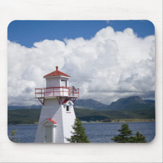 North America, Canada, Newfoundland and Mouse Pad
