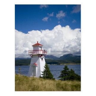 North America, Canada, Newfoundland and Postcard