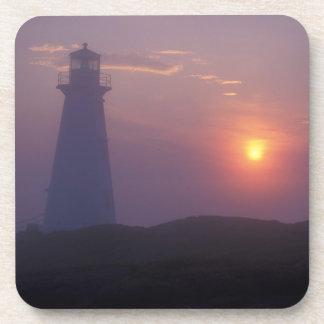 North America, Canada, Newfoundland, Cape Spear, Drink Coaster
