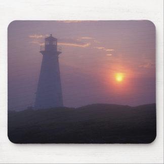 North America, Canada, Newfoundland, Cape Spear, Mouse Pad
