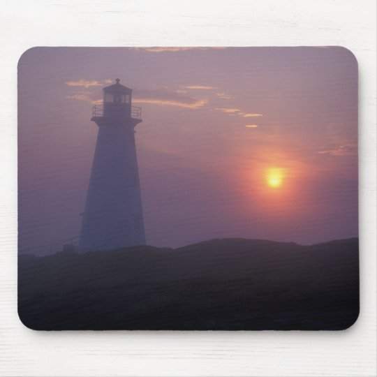 North America, Canada, Newfoundland, Cape Spear, Mouse Pad