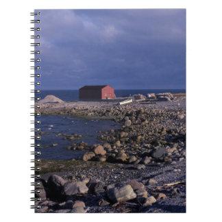 North America, Canada, Newfoundland, Gros Morne Note Book
