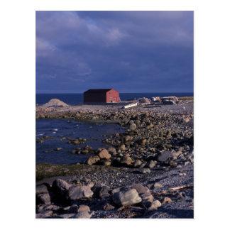North America, Canada, Newfoundland, Gros Morne Postcard