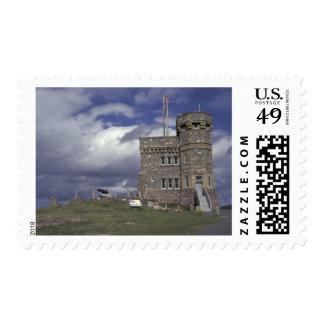 North America, Canada, Newfoundland, St. John's. Postage