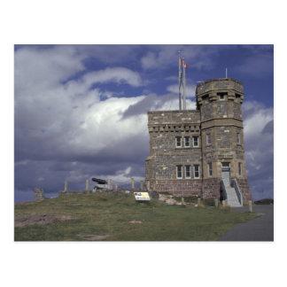 North America, Canada, Newfoundland, St. John's. Postcard