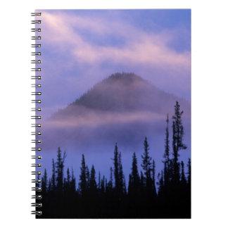 North America, Canada, Northwest Territories, Notebook