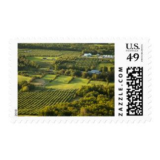 North America, Canada, Nova Scotia, Annapolis Stamp
