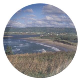 North America, Canada, Nova Scotia, Cape Breton, Plates