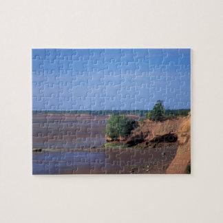 North America, Canada, Nova Scotia, Economy, Bay Jigsaw Puzzle