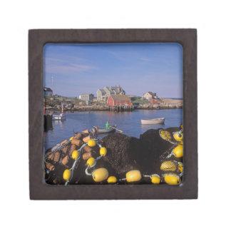 North America, Canada, Nova Scotia, Peggy's Gift Box