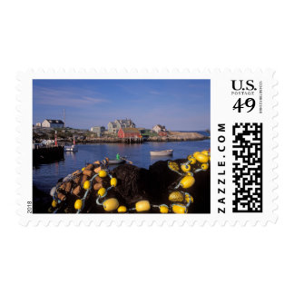 North America, Canada, Nova Scotia, Peggy's Stamp