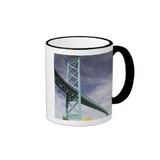 North America, CANADA, Ontario, Windsor: The Ringer Coffee Mug