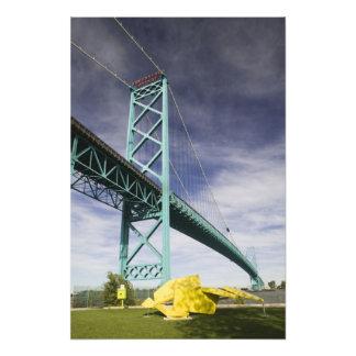 North America, CANADA, Ontario, Windsor: The Photo Art