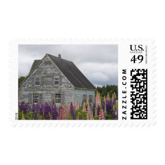 North America, Canada, Prince Edward Island, Postage