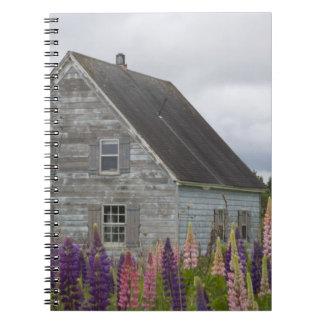North America, Canada, Prince Edward Island, Spiral Notebook