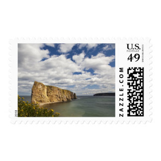 North America, Canada, Quebec, Gaspe Bay, Perce Postage Stamps
