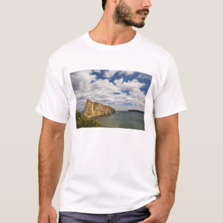 North America, Canada, Quebec, Gaspe Bay, Perce T-Shirt