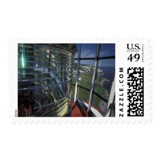 North America, Canada, Quebec, Gaspe Peninsula Stamp